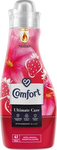 Comfort Huuhteluaine Strawberry & Lily 750 Ml