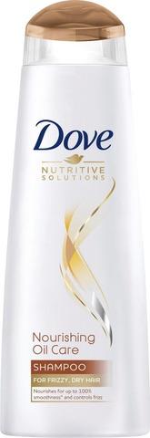Dove Shampoo Nourishing Oil 250ml