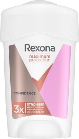 Rexona 45Ml Maximum Protection Confidence Deodorantti
