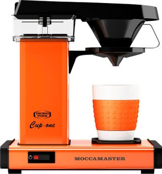 Moccamaster Cup-One Yhden Kupin Kahvinkeitin Oranssi