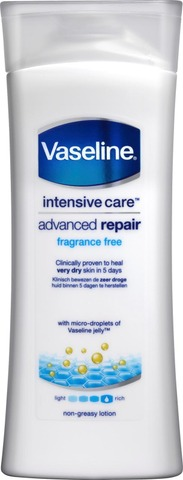 Vaseline Advanced Repair Vartalovoide 400Ml