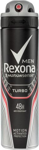 Rexona deo spray Turbo men