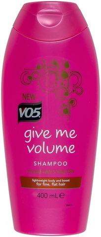 Vo5 Shampoo Give Me Volume 400Ml