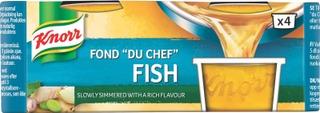 "Knorr Fond ""Du Chef"" Kala-Annosfondi 4X28g"