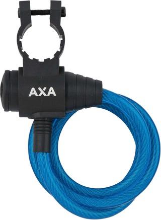 AXA Zipp vaijerilukko 120cm/8mm sininen