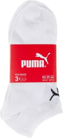 Puma varrettomat sukat 3-pack
