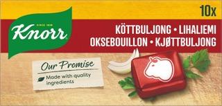 Knorr Liemikuutio Liha 10x10g