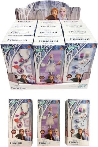 Frozen Ii Mini Askartelusetti Display