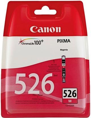 Canon CLI-526 mustepatruuna magenta