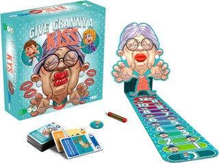 Give Granny A Kiss -Peli