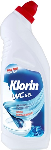 Klorin Wc Gel Ocean Fresh Wc-Puhdistusgeeli 750Ml
