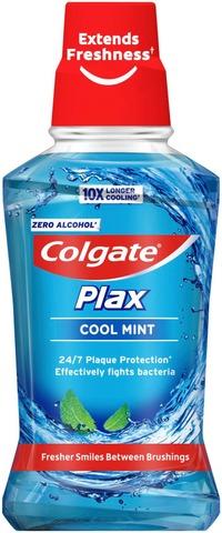 Colgate Plax Cool Mint Suuvesi 250Ml