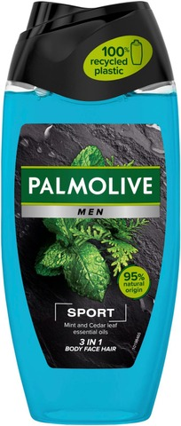 Palmolive Men Revitalizing Sport 3In1 Suihkusaippua 250Ml