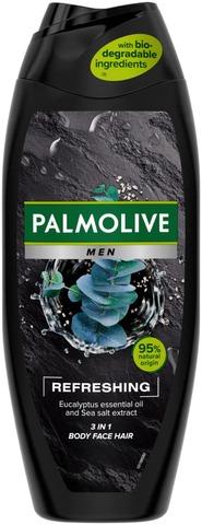 Palmolive Men Refreshing 3In1 Suihkusaippua 500Ml