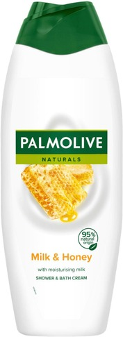 Palmolive Naturals Milk & Honey Suihkusaippua 650Ml
