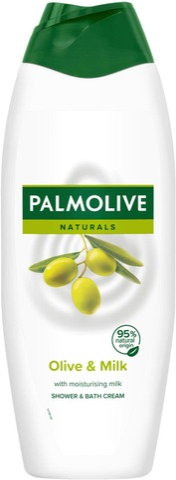 Palmolive Naturals Olive & Milk Suihkusaippua 650Ml