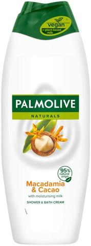 Palmolive Naturals Macadamia & Cocoa Suihkusaippua 650Ml
