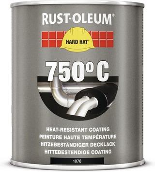 Rust-Oleum Kuumankestomaali 750C 750Ml Musta