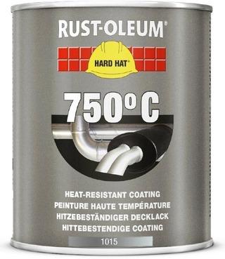 Rust-Oleum Kuumankestomaali 750C 750ml Alumiini