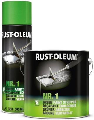 Rust-Oleum Maalinpoistoaine Nr1 Green 2,5L