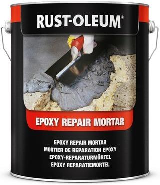Rust-Oleum 5180 Epoksikorjauslaasti 2,5Kg Harmaa Kutistumaton