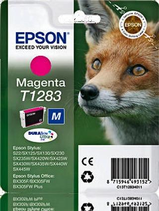 Epson T1283 mustepatruuna punainen