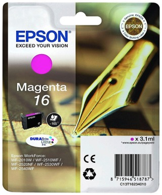 Epson 16 mustepatruuna magenta