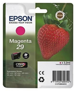Epson 29 Mustepatruuna Magenta