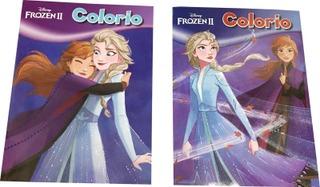 Frozen Värityskirja