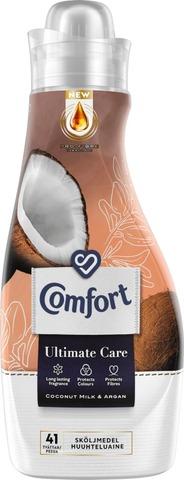 Comfort Huuhteluaine Coconut Milk & Argan 750 Ml