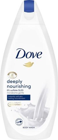 Dove Suihkusaippua Deeply Nourishing 450 ML