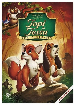 Topi Ja Tessu - Juhlajulkaisu Dvd
