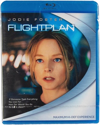 Flightplan Blu-Ray