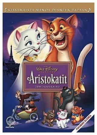 Disney Klassikko 20: Aristokatit - Juhlajulkaisu Dvd