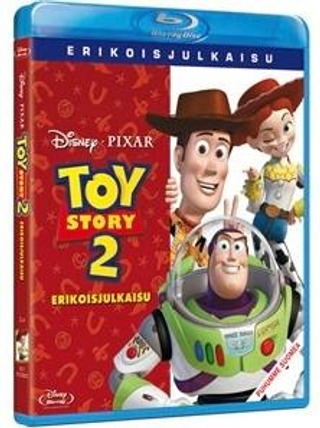 Toy Story 2 Blu-Ray