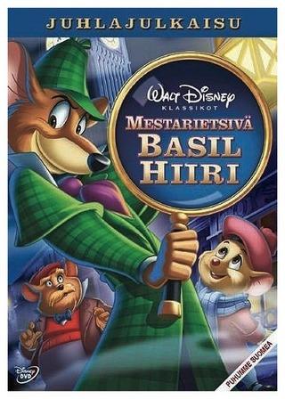 Mestarietsivä Basil Hiiri Dvd