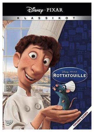 Rottatouille Dvd