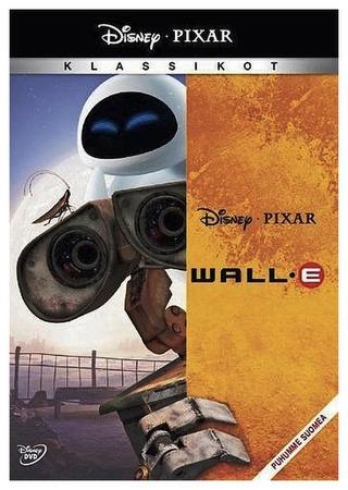 Wall-E Dvd
