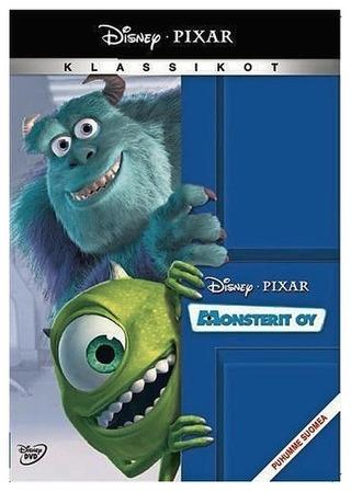 Monsterit Oy Dvd