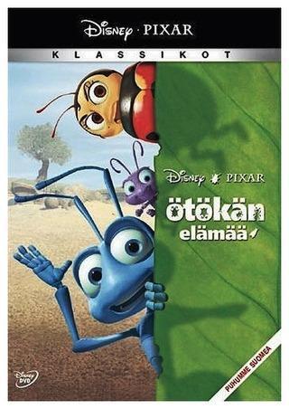 Ötökän Elämää Dvd