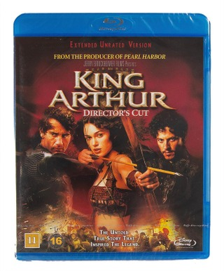 Blu-Ray King Arthur