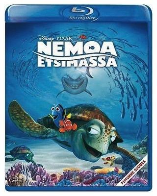 Nemoa Etsimässä Blu-Ray