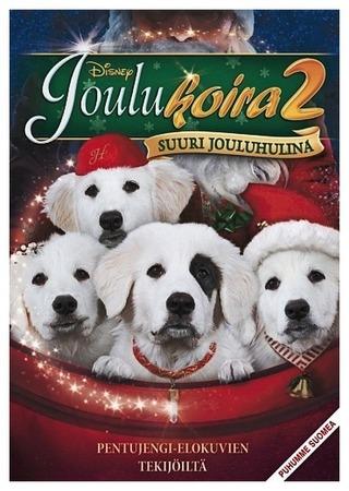 Joulukoira 2 - Suuri Jouluhulina Dvd