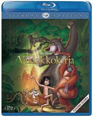 Viidakkokirja Blu-Ray