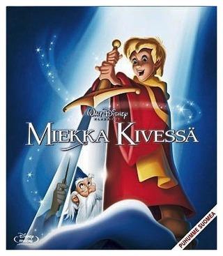 Blu-Ray Miekka Kivessä
