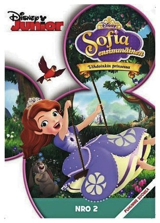 Sofia Ensimmäinen 2: Vihdoinkin Prinsessa Dvd