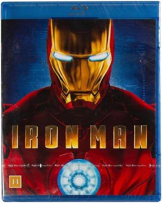 Iron Man 1 Blu-Ray