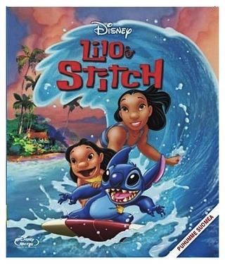 Lilo Ja Stitch Blu-Ray
