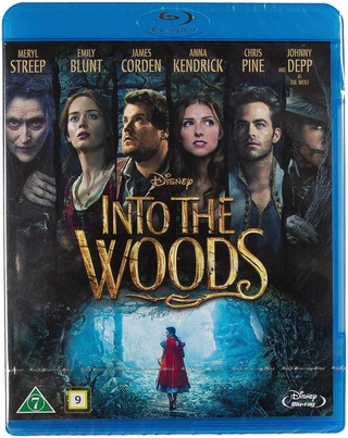 Blu-Ray Into The Woods