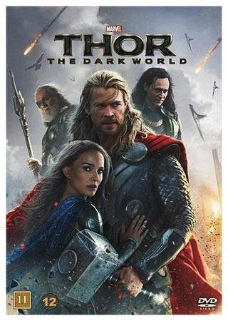 Dvd Thor Dark World